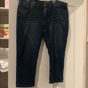 Seven7 Ankle Girlfriend Jeans Never Used